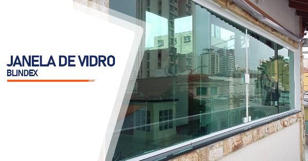 Janela De Vidro Blindex RJ