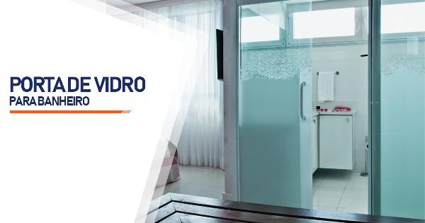 Porta De Vidro Para Banheiro RJ