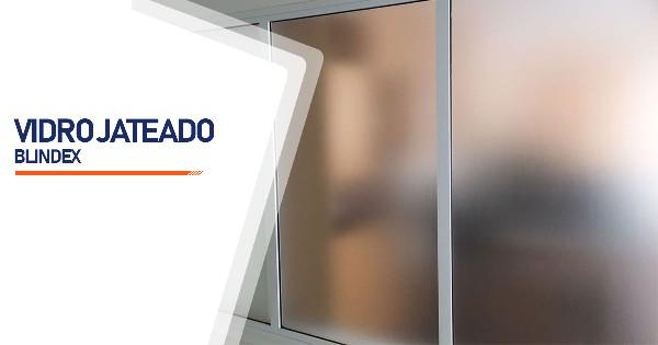 Vidro Blindex Jateado RJ